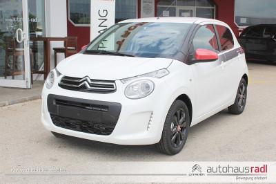 Citroën C1 PT82 Sondermodell FURIO *ALU*KLIMA* bei Gebrauchtwagen, Neuwagen, Jungwagen – Autohaus Radl – Amstetten – Niederösterreich in Ihre Fahrzeugfamilie