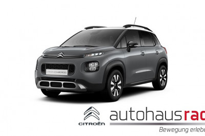 Citroën C3 Aircross PureTech 110 S&S 5-Gang-Manuell Shine bei Gebrauchtwagen, Neuwagen, Jungwagen – Autohaus Radl – Amstetten – Niederösterreich in Ihre Fahrzeugfamilie
