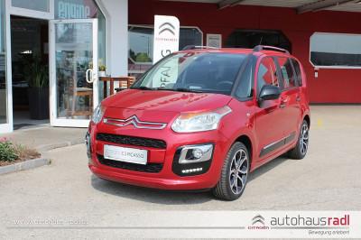 Citroën C3 Picasso BlueHDi 100 Exclusive *Klimaautomatik*Teilleder* bei Gebrauchtwagen, Neuwagen, Jungwagen – Autohaus Radl – Amstetten – Niederösterreich in Ihre Fahrzeugfamilie