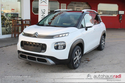 Citroën C3 Aircross BlueHDi 100 S&S 5-Gang-Manuell Feel bei Gebrauchtwagen, Neuwagen, Jungwagen – Autohaus Radl – Amstetten – Niederösterreich in Ihre Fahrzeugfamilie