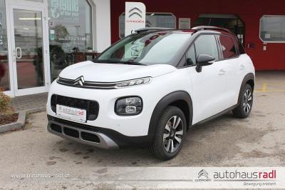 Citroën C3 Aircross PureTech 110 S&S EAT6 Shine Aut. bei Gebrauchtwagen, Neuwagen, Jungwagen – Autohaus Radl – Amstetten – Niederösterreich in Ihre Fahrzeugfamilie