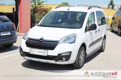 Citroën Berlingo Multispace BlueHDI 100 XTR bei Gebrauchtwagen, Neuwagen, Jungwagen – Autohaus Radl – Amstetten – Niederösterreich in Ihre Fahrzeugfamilie
