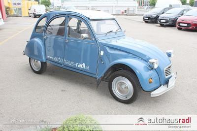 Citroën 2CV 2CV 6 Club AZ-KA bei Gebrauchtwagen, Neuwagen, Jungwagen – Autohaus Radl – Amstetten – Niederösterreich in Ihre Fahrzeugfamilie