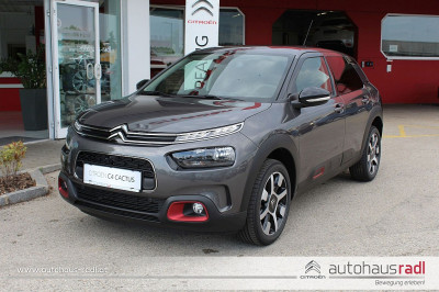 Citroën C4 Cactus PureTech 110 Manuell Shine bei BM || Autohaus Radl in