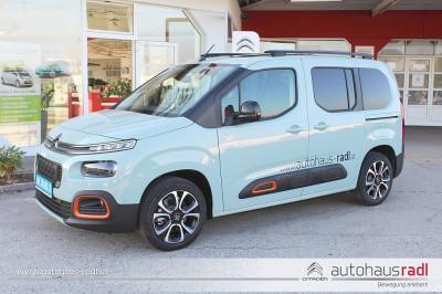 Citroën Berlingo BlueHDI 130 S&S Shine bei BM || Autohaus Radl in