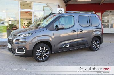 Citroën Berlingo BlueHDI 130 S&S Shine bei Gebrauchtwagen, Neuwagen, Jungwagen – Autohaus Radl – Amstetten – Niederösterreich in Ihre Fahrzeugfamilie