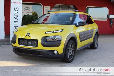 Citroën C4 Cactus 1,2 e-THP 110 Shine bei Gebrauchtwagen, Neuwagen, Jungwagen – Autohaus Radl – Amstetten – Niederösterreich in Ihre Fahrzeugfamilie