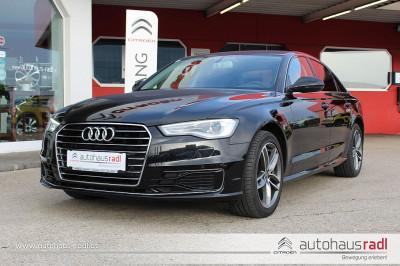 Audi A6 2,0 TDI ultra intense S-tronic bei BM || Autohaus Radl in