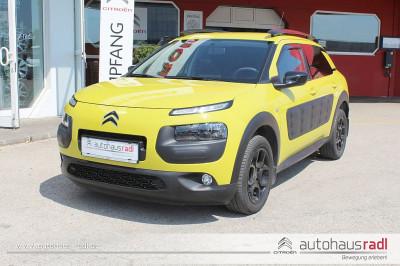 Citroën C4 Cactus 1,6 e-HDI92 ETG Feel bei BM || Autohaus Radl in