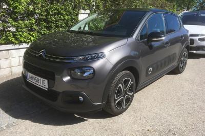 Citroën C3 PureTech 82 5-Gang-Manuell Shine bei BM    Autohaus Radl in