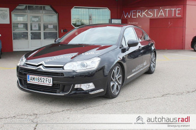 Citroën C5 BlueHDi 180 EAT6 Exclusive *Autom, XENON, Sport* Exclusive bei BM || Autohaus Radl in